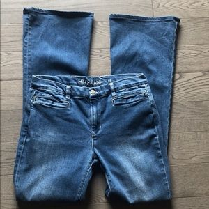 MiH Jeans The Marrakesh jeans mid rise flare